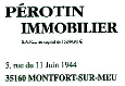 Perotin immobilier a